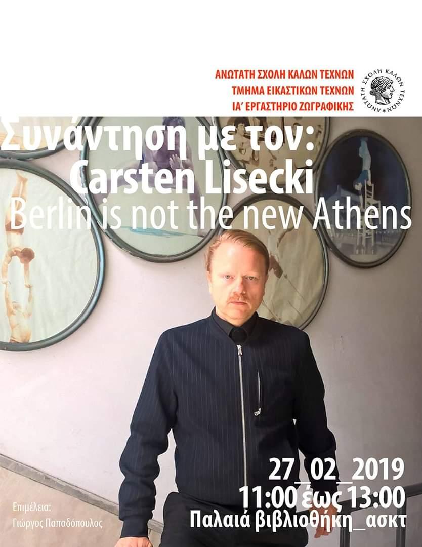 ASFA Athen Creator Doctus Lecture Screening