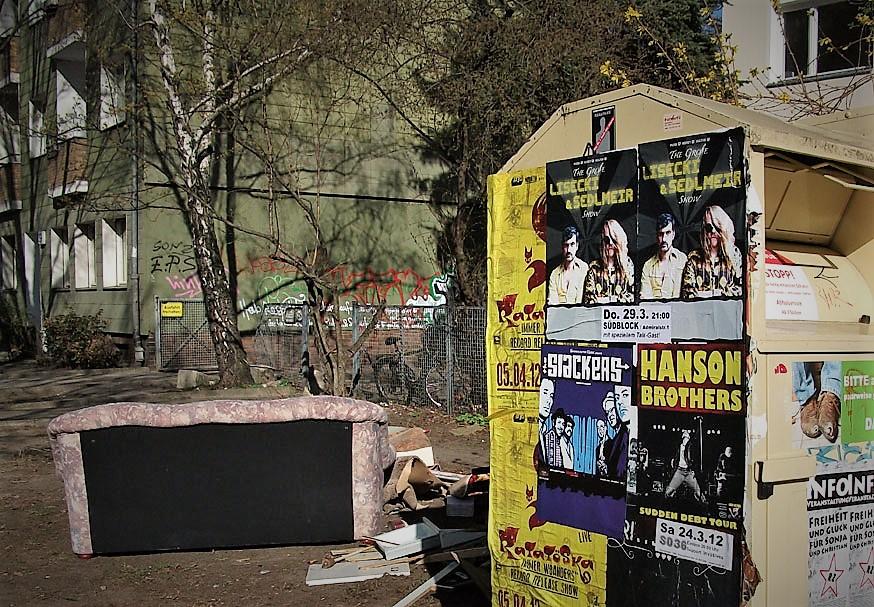 The Große Lisecki Sedlmeir Show